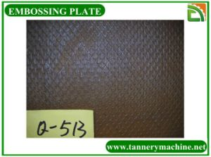 Embossed Patterns of Leather Hydraulic Press Machine