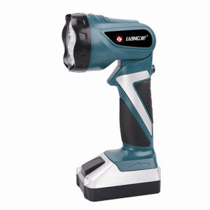 Power Tools Rechargeable Li-ion Cordless LED Working Lamp (#LY701-5) pictures & photos