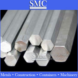 Stainless Steel Hexagon Bar (ASTM/AISI/GB/JIS)