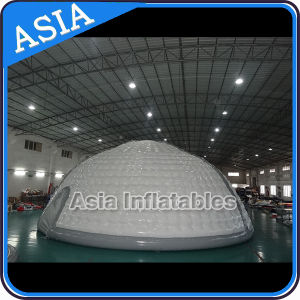 Portable Airtight Inflatable Garage Dome Tent for Exhibition pictures & photos
