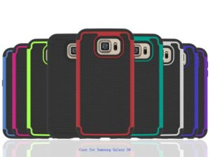 Hot Mobile Phone PC Combo Hard Cases Covers for Samsung Galaxy S6