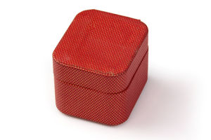 Custom Jewelry Box Printing New Design