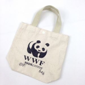 Shopping Bag Made of 100% Natural Cotton pictures & photos