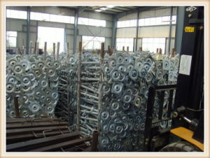 Galvanized Scaffolding Screw Jack for Construction and Formworm