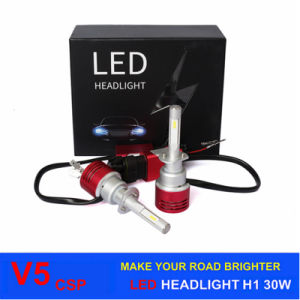 Automobile Lighting LED Auto Headlight 60W LED Car Head Lamp pictures & photos