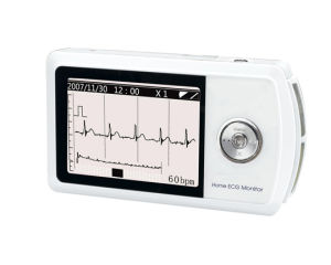Hot Medical Equipment Handle ECG (SW-ECG8001) pictures & photos