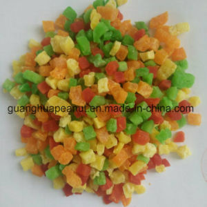 Hot Sale Dried Papaya Dices From China pictures & photos