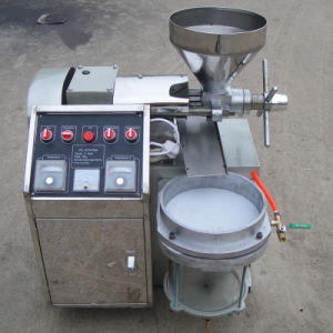 Mini Sunflower Oil Press pictures & photos