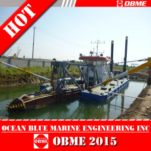 Qualified Chinese River Sand Dredger