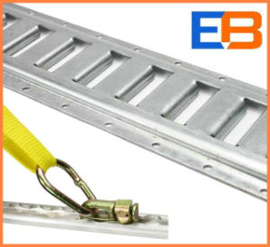 Bx0011 Horizontal E Track for Tuck Steel Track