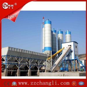 Dry Mix Concrete Batch Plant, Concrete Batching Plant Germany pictures & photos