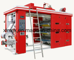 Tubar to Tubar Roll Flexographic Printing Machine Flexography Printing Machine
