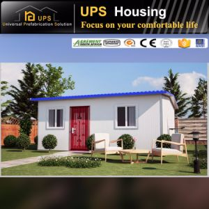 China Manufacturer Green Modular Easy to Install Prefab Garden House pictures & photos