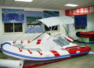 Rib 470 Boat with CE for Sale