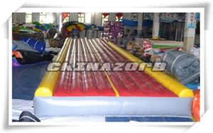 High Quality Good Price Inflatable Gym Mat for Gym Use