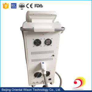 1064nm/532nm/1320nm Q-Switch YAG Laser Tattoo Removal Machine pictures & photos