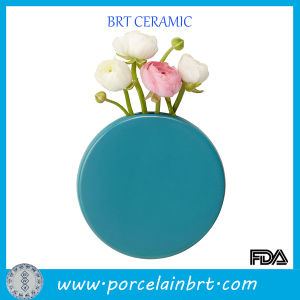 Round Wall DOT Bud Vase in Ceramic pictures & photos