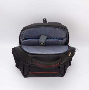 Black Computer Bag with Simple Modern Geometry Design (SB6444) pictures & photos