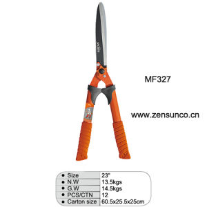 Steel Handle Straight Blade Hedge Shears pictures & photos