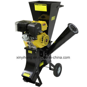 13HP Gasoline Engine Powered Wood Leaf Chipper Shredder pictures & photos