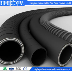 Fabric Reinforced Heat Resistant EPDM Steam Hose pictures & photos