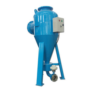 Carbon Steel Material Cyclone Sand Separator Large Particle pictures & photos