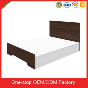 Bedroom Set with Mirror Headboard Hotel Furniture for Sale