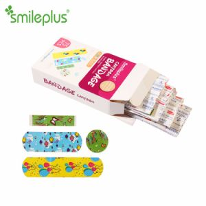 Colorful Comic PE Carton Bandage for Children Hospital pictures & photos