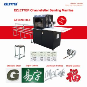 Multi-Function Channel Letter Bending Machine (EZLETTER BENDER-X)