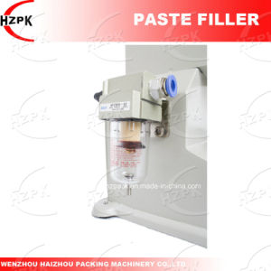 Pneumatic Water Filling Machine/Paste Filling Machine/Paste Filler From China pictures & photos