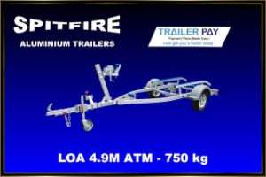 Spitfire trailers