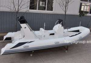 Liya Rib Boat 520 Luxury Rib Boat Inflatable Boat Ce pictures & photos