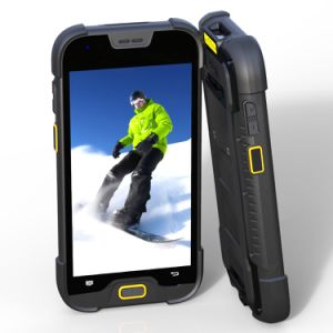 IP68 Rugged Smartphone, Handheld Terminal with 1d 2D Barcode Scanner pictures & photos
