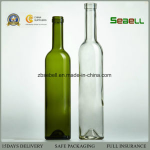 750ml High Quality Glass Champagne Bottle Made in China (NA-012) pictures & photos