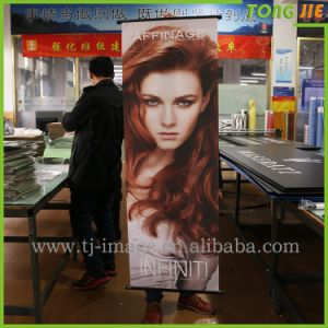 Advertising Indoor Retail Store Sign Signage Hanging Ceiling Banner pictures & photos