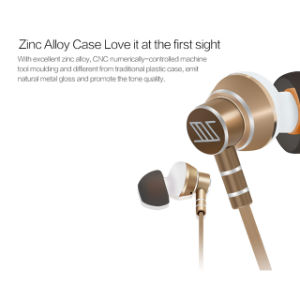 New Style High Quality Metal Earbuds for Phone