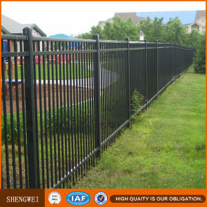 Ornamental Garden Fence/Metal Residential Fencing pictures & photos