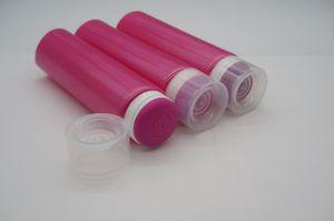 New Design Plastic Cosmetics Tube with Applicator Cap