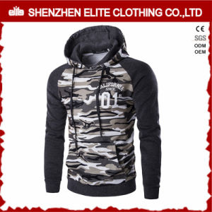 Wholesale High Quality Fashion Clothing Camo Hoodie (ELTHI-112) pictures & photos