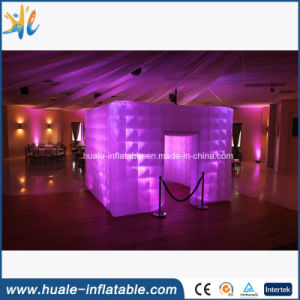 Oxford Cloth Inflatable Lighting Tent for Party Event