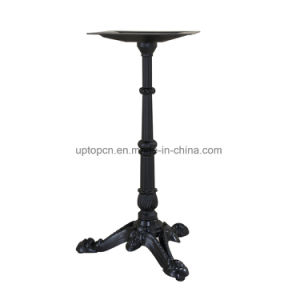 China Stationary Cast Iron Restaurant Table Furniture Parts SP - Restaurant table base parts