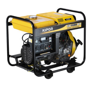 Kipor General 5kVA Generator Diesel Kde6500e/E3 pictures & photos