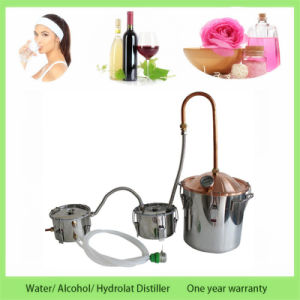 Hand Crafted Homemade Still Easy Brewing Copper Distiller Essential Oil