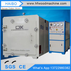 Square Shape Wood Dryer with Hf Heating Machinery