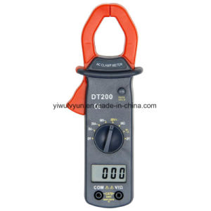 Dt200 Digital Clamp Meter pictures & photos