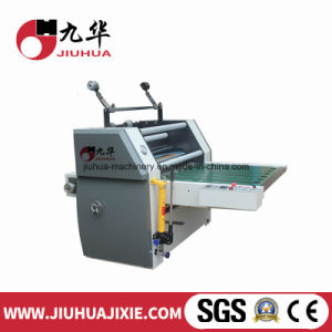 Fmy-920hot Sell Manual Hydraulic Thermal Film Laminator pictures & photos