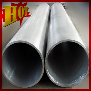 ASTM B862 Gr 12 Titanium Alloy Welded Pipe for Chemical Fields