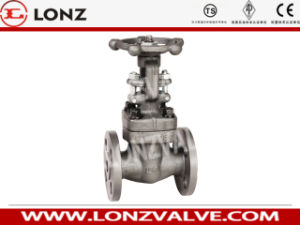 Forged Steel Flange End Gate Valve pictures & photos