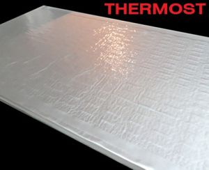 Nanoboard Cover with Vacuum Aluminum Film (Microporous Insulating Board) pictures & photos