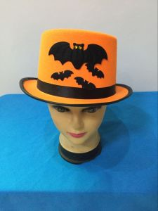 2017 Wholesale Good Quality Decoration Party Yarn Big Bat Top Hat
